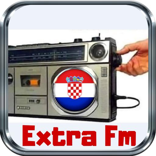 Android aplikacija Extra Fm Radio Zagreb Extra Fm Radio 93.6 na Android Srbija