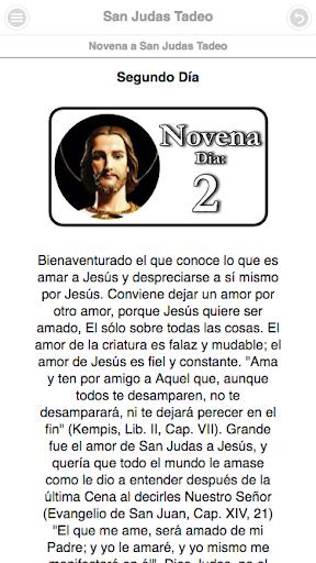San Judas Tadeo screenshot 3