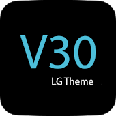 Black Theme for LG V30 and G6