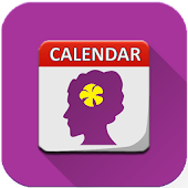 Download Period Woman Calendar Guide APK for Laptop