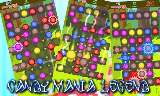 коварный конфеты мания APK 1 - бесплатно головоломки игры для андроид