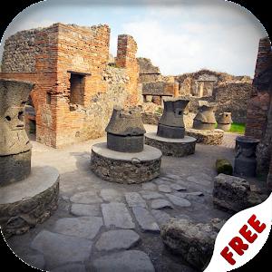 Cover art Escape Games Ancient Pompeii