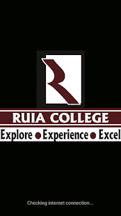 Ruia College app - screenshot