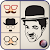 Charlie Chaplin Mustache Style file APK Free for PC, smart TV Download