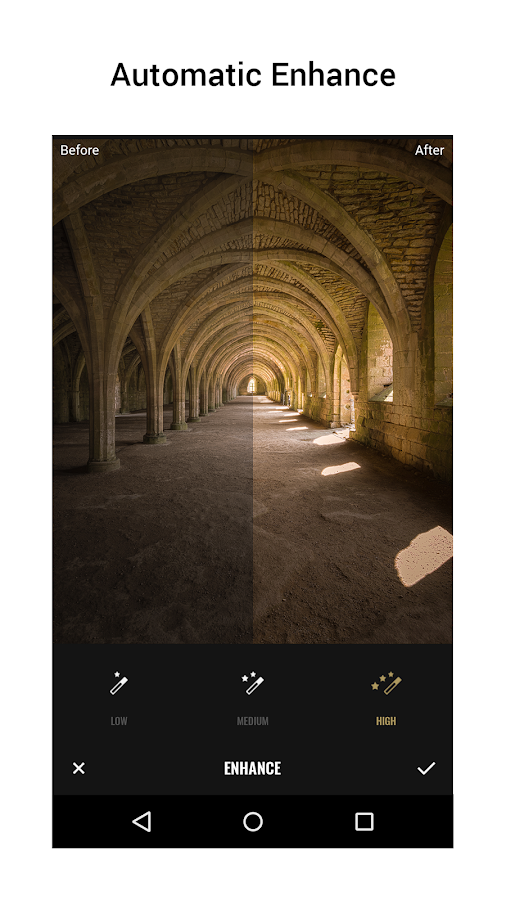 Fotor Photo Editor - Photo Collage & Photo Effects Screenshot 4