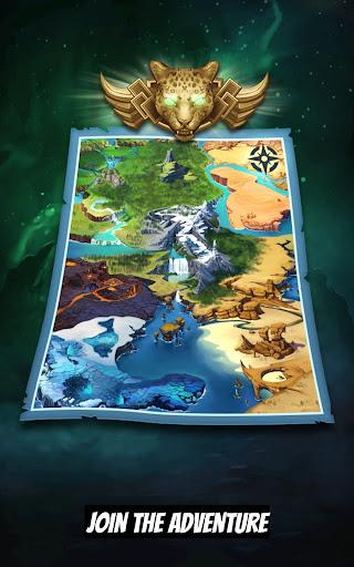 CCG Deck Adventures Wild Arena: Collect Battle PvP screenshot 12