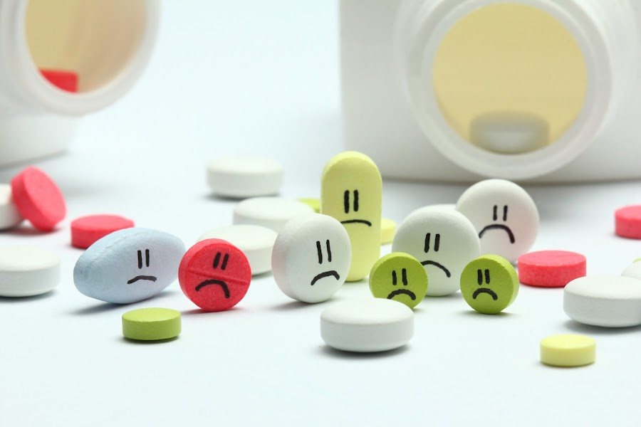 Unhealthy pills by Tan  Kian Yong - Products & Objects Healthcare Objects ( insurance, abuse, medical, tablets, pills, unhealthy, health, medicine, doctor, healthcare )