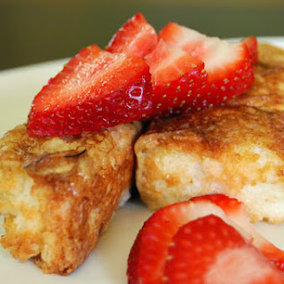 Madison's Angel Food Cake French Toast