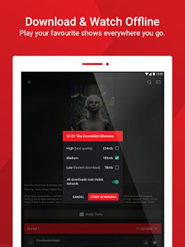 Iflix Global APK screenshot thumbnail 9