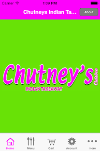 Chutneys - screenshot