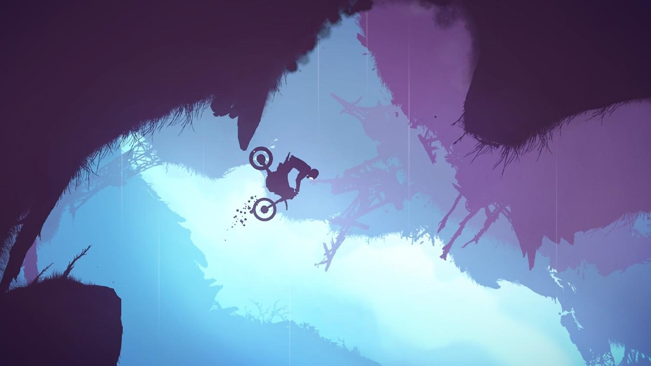 Psebay: Gravity Moto Trials Screenshot 2