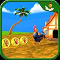 Farm Animal Escape Rooster Run