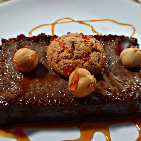 Bunet – Cocoa and Amaretti Pudding