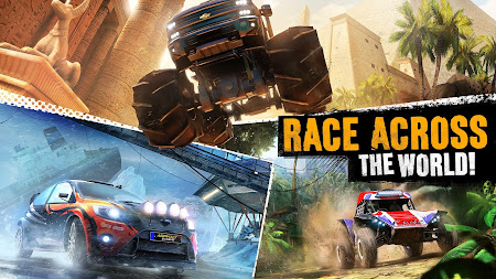 Asphalt Xtreme: Rally Racing 1.3.2a screenshot 1372775