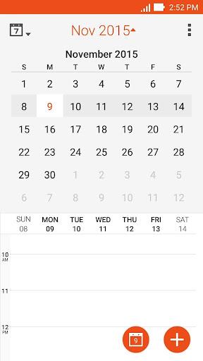 ASUS Calendar screenshot 7