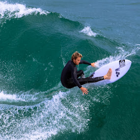 Karate by Scott Murphy - Sports & Fitness Surfing