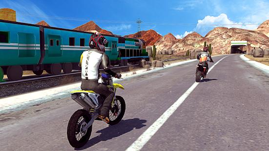 Bike vs. Train