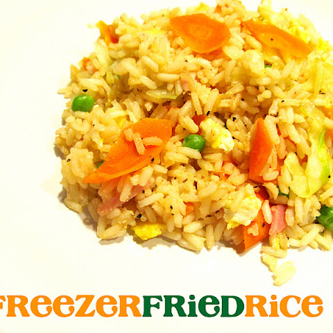 Freezer Fried Rice