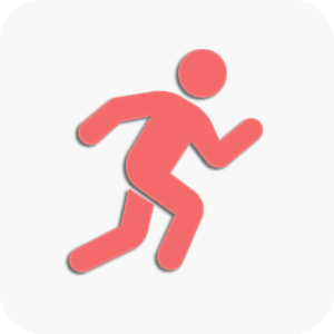 Pedometer - Six pack Workout Icon