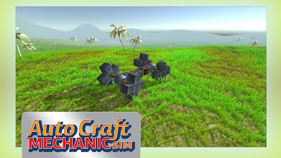 Game Auto Craft Mechanic Sim APK for Kindle