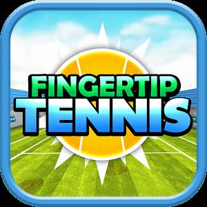 Cover art Fingertip Tennis