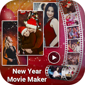 Download New Year Photo Video Maker with Music For PC Windows and Mac