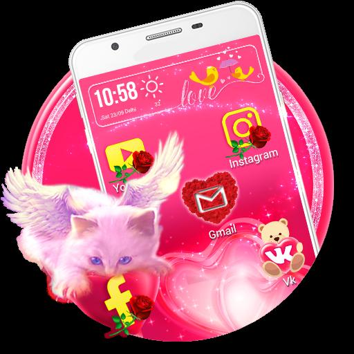 Kitty Love Angel Theme (app)