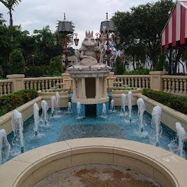 @USS by Monika Threeustwotea - City,  Street & Park  Amusement Parks ( statue, sonyz1, nofilter )
