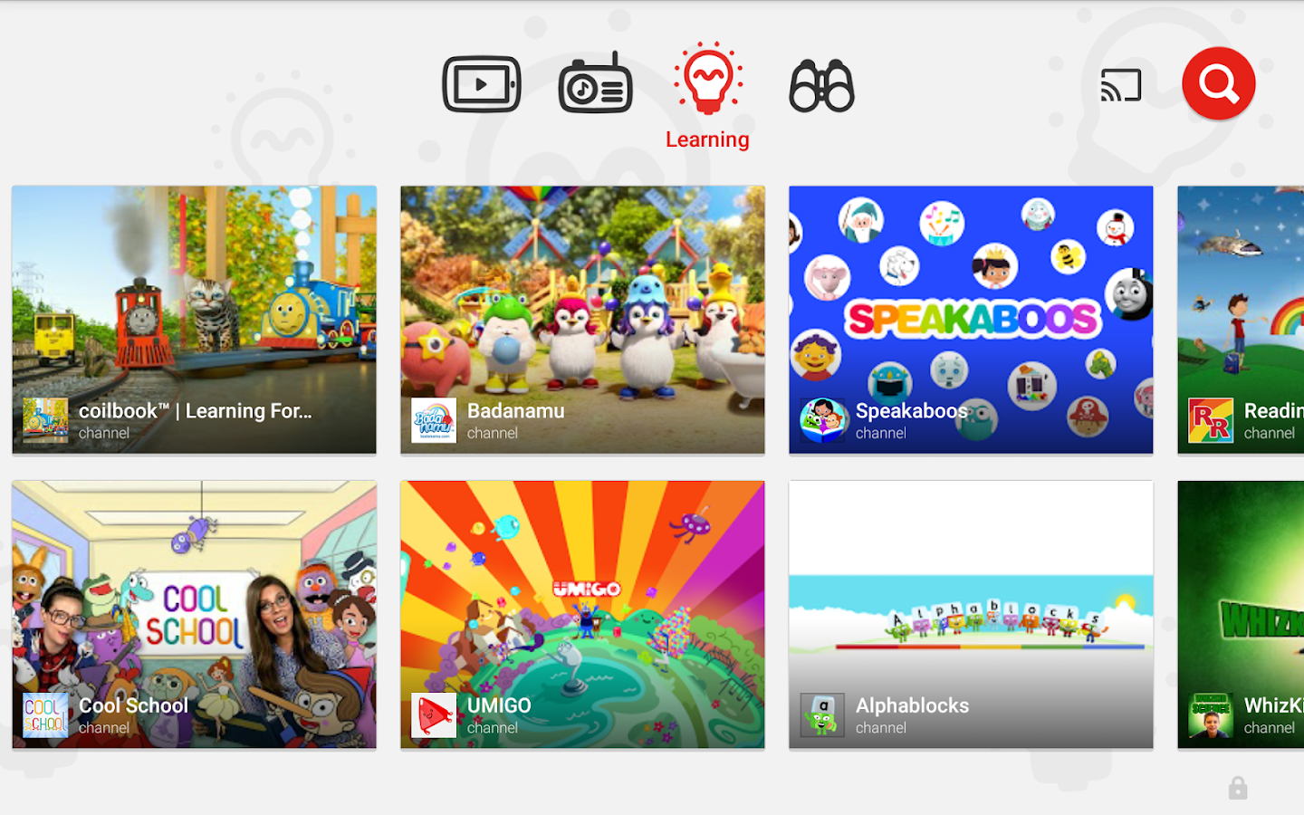 YouTube Kids Screenshot 17