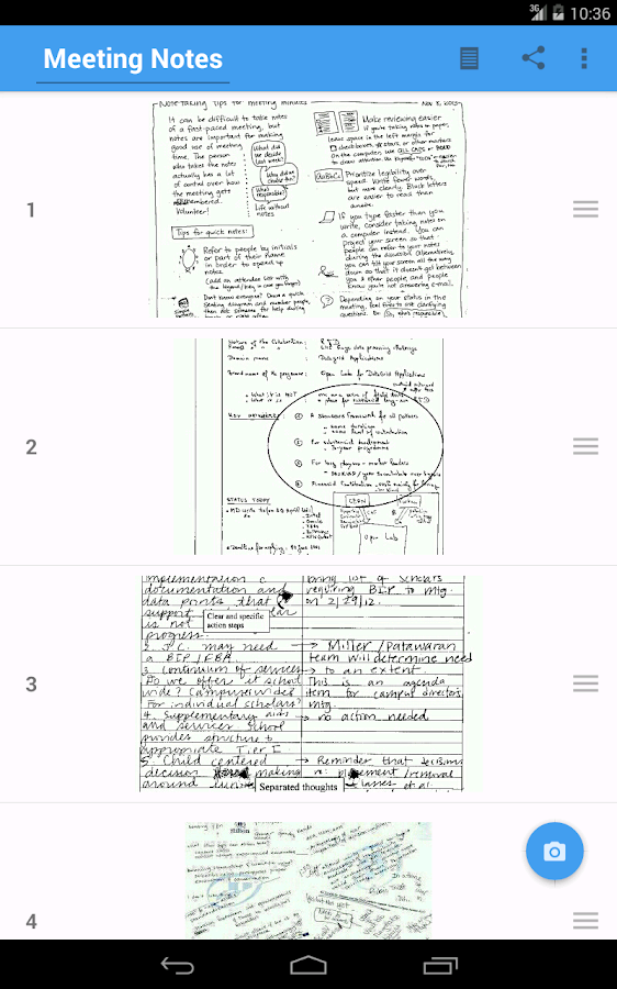 Document Scanner + OCR Free Screenshot 10