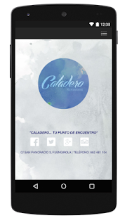 Caladero - screenshot
