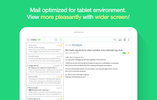 Screenshot of NAVER Mail