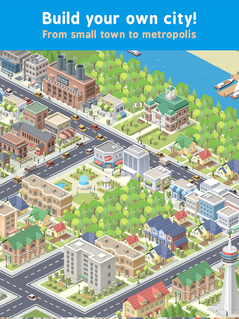 Pocket City Screenshot 4