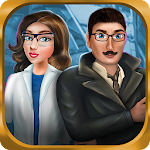 Hidden Objects Game- Solve Crimes and Mysteries Icon