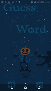 Guess Word PRO - screenshot