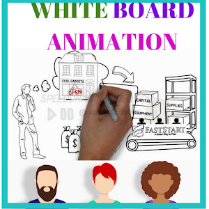 VIDEOSCRIBE WHITEBOARD-APP