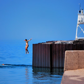 Leap of Faith by Kristina Austin Scarcelli - People Street & Candids ( , KidsOfSummer )