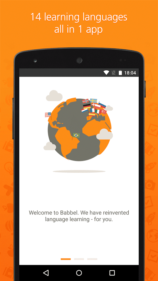 Babbel – Learn Languages Screenshot 2