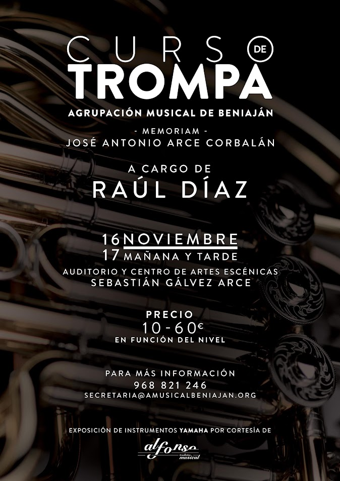 Curso de Trompa