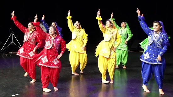 Punjabi Bangra Dance - screenshot