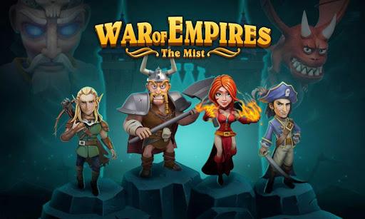War of Empires - The Mist screenshot 3