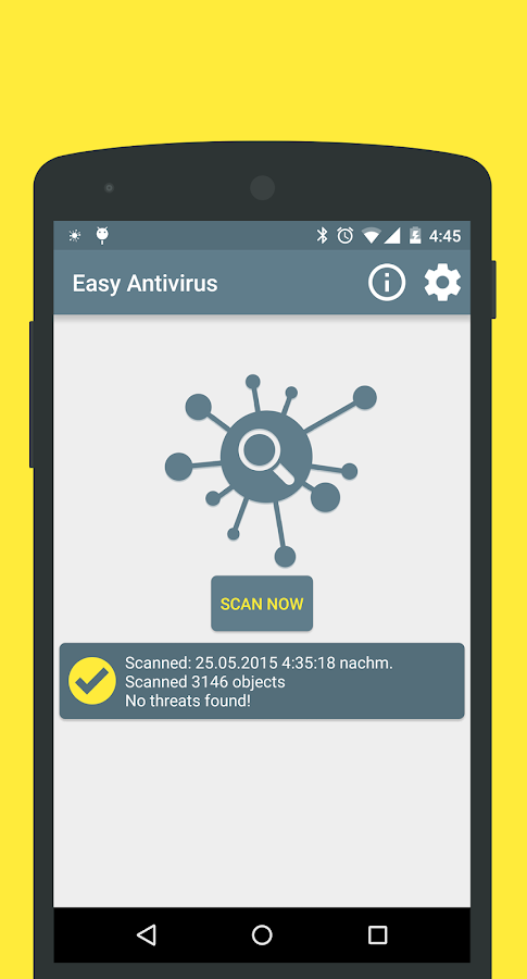 Premium  Easy Antivirus Secure Screenshot 4