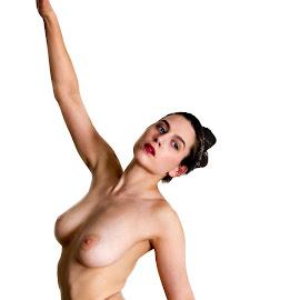 The Dancer by Mike Lloyd - Nudes & Boudoir Artistic Nude ( girl, dancer )