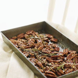 Honey Rosemary Pecans