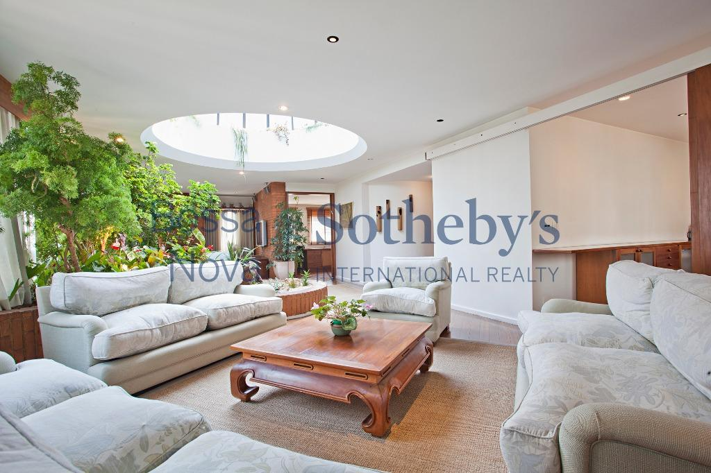 Conforto, espaço e um delicioso terraço