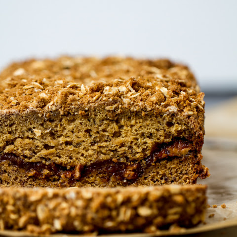 Cookie Butter Streusel Banana Bread