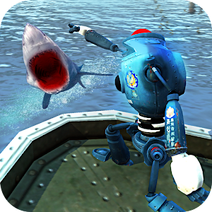 Download Superhero Underwater Robot 3D For PC Windows and Mac