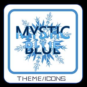 Cover art Mystic Blue