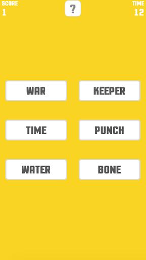 Word Pair Matching screenshot 2