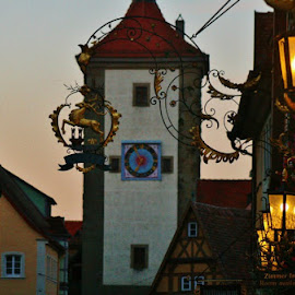 Rothenberg, Germany by Sandy Darnstaedt - Buildings & Architecture Public & Historical
